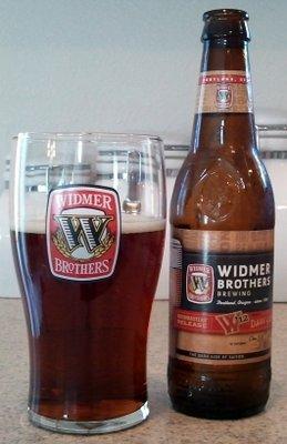 Widmer W'12 Dark Saison