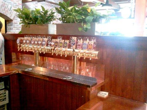 Deschutes Brewery new taps