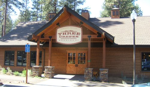 Three Creeks Brewing Company, Sisters, Oregon