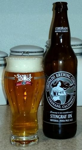 Coronado Brewing Stingray IPA