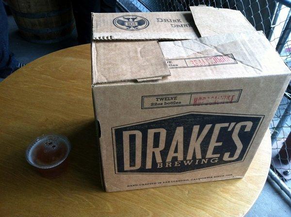 Drake's beer