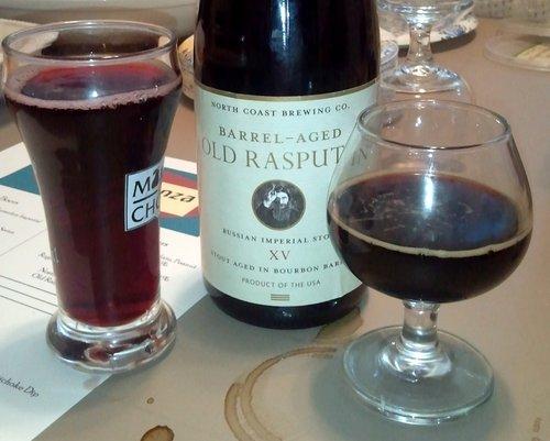 North Coast Barrel-Aged Old Rasputin XV