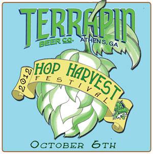 Terrapin Hop Harvest 2012