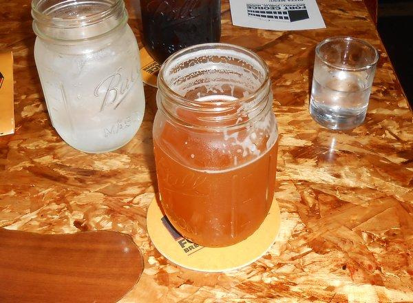 Fort George beer