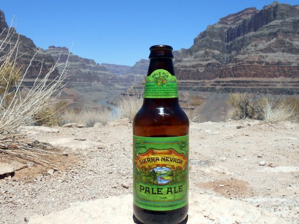 Beer in the Grand Canyon