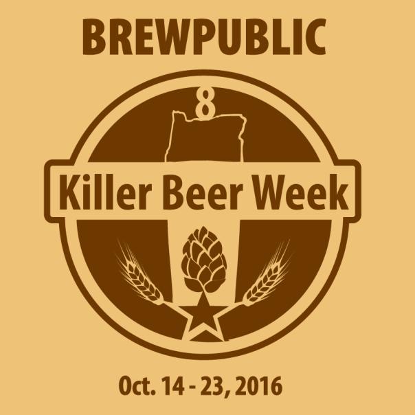 Killer Beer Week 2016