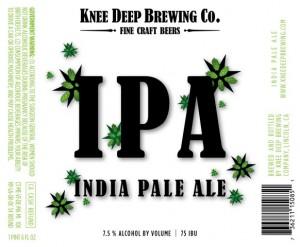 Knee Deep IPA