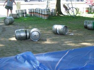 Dead kegs