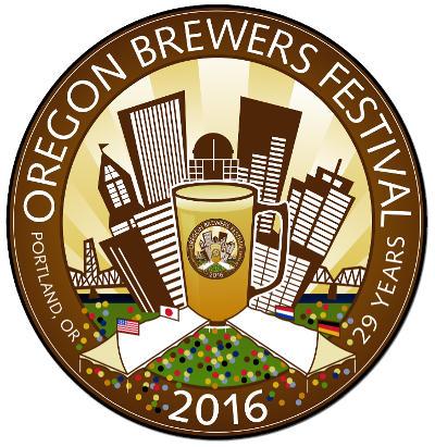 Oregon Brewers Festival 2016