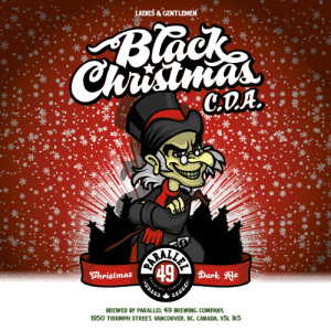 Parallel 49 Black Christmas