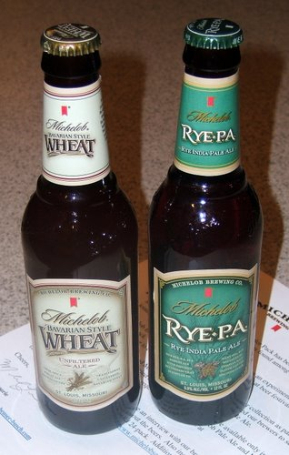 Michelob Bavarian Wheat and Rye PA