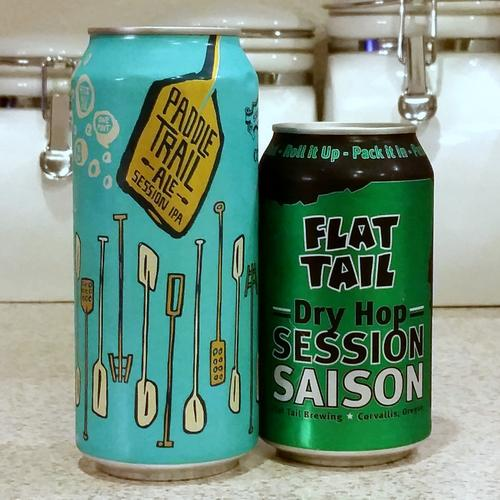 The Session - Double Feature beers