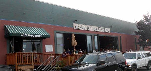 Wet Dog Cafe