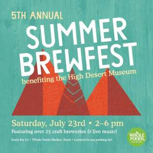 Whole Foods Summer Brewefst 2016