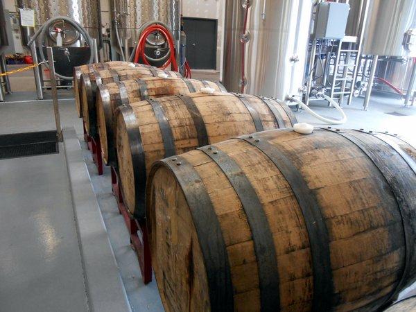 Wild Ride barrels