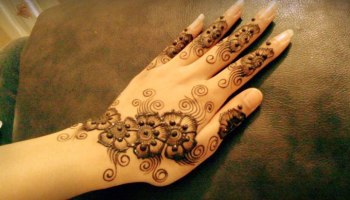 Henna Mehndi Love : Arabic bridal mehndi designs for hands: 34 trending styles