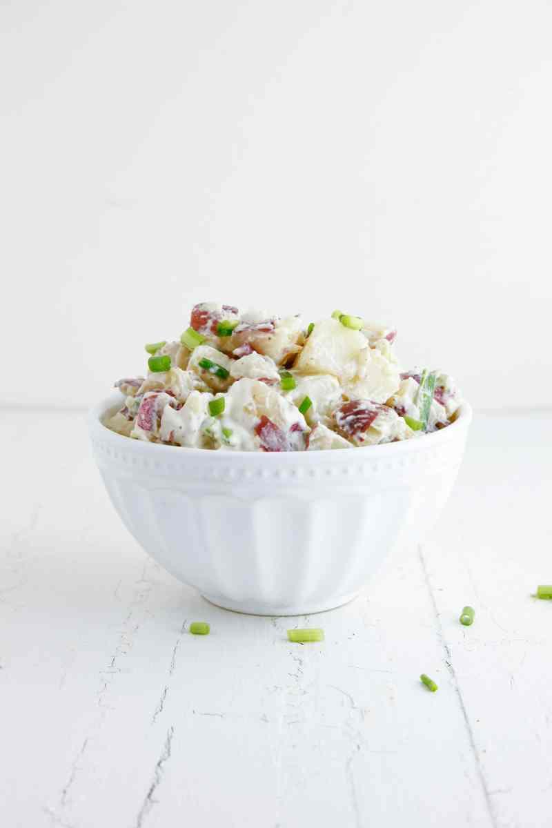 Dill Pickle Red Potato Salad