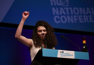 Malia Bouattia elected NUS president on 'Day Two' of national conference