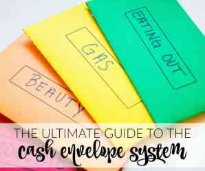 The Ultimate Guide to the Cash Envelope System