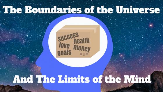 Boundaries of the Universe