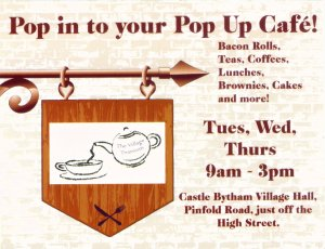 Pop Up Cafe