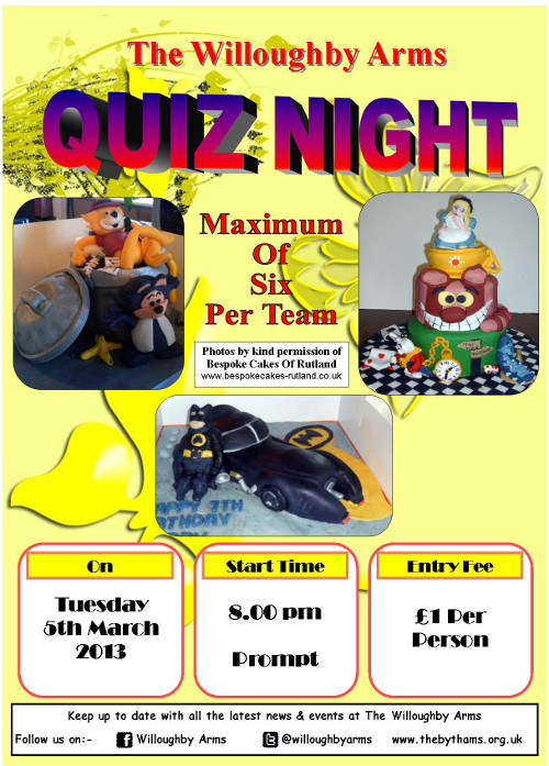 willoughby quiz poster (05-03-13)