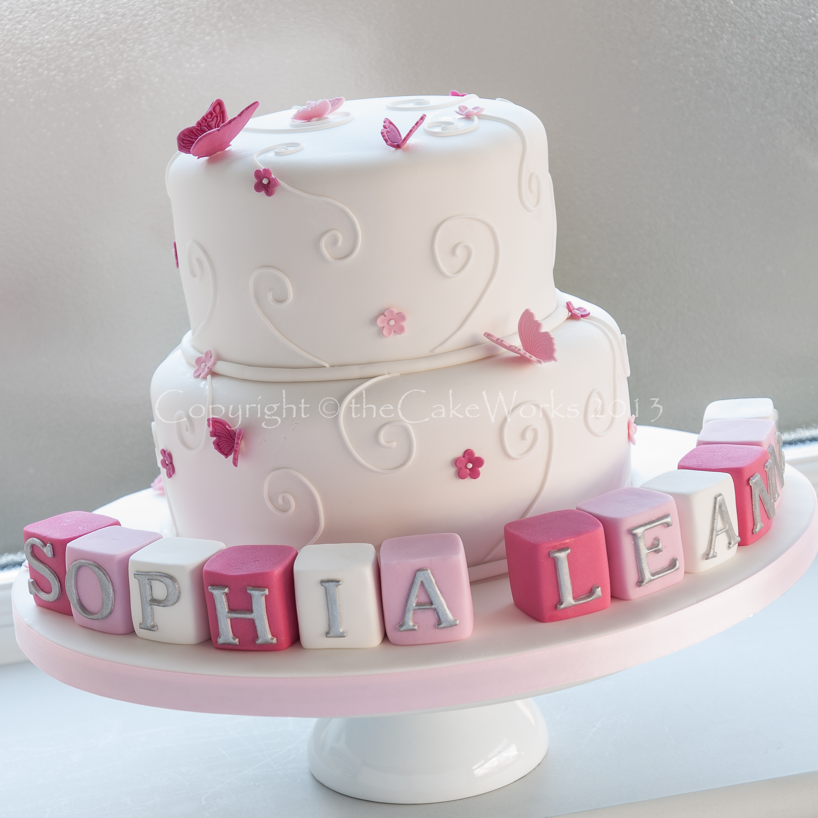 Latest Cake Design For Girl : Wedding Cakes, Birthday Cakes & Christening cakes ...