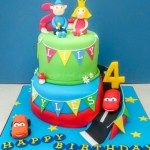 Birthday cakes for 4 year olds