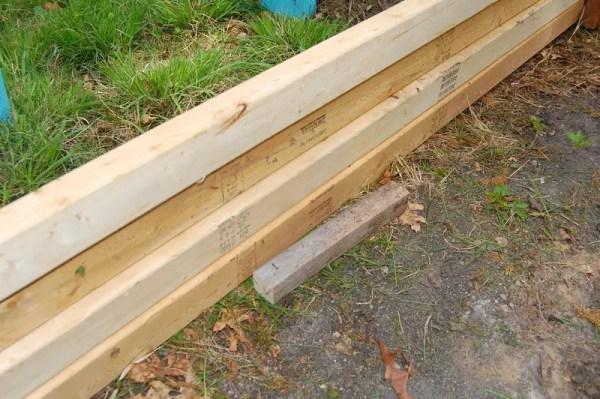 DIY Super Easy Raised Garden Bed for under $30