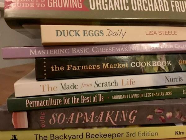Homestead Bookshelf