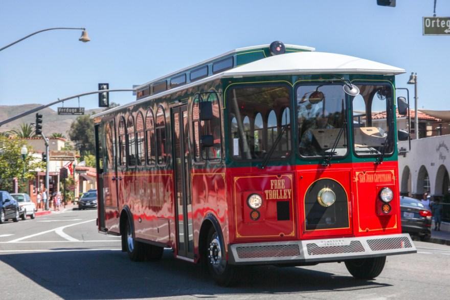 Bartlett Trolley photo