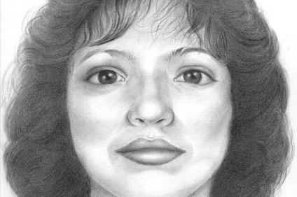 "Jane Doe was found Jan. 31, 2006 off Ortega Highway in Trabuco Canyon. She is estimated to have been 25-35 years old. She was 5'1"" tall and weighed 113 pounds. She is suspected to be a Hispanic female with medium-to-long black curly hair, dark complexion and brown eyes. Image: Courtesy of OCSD"