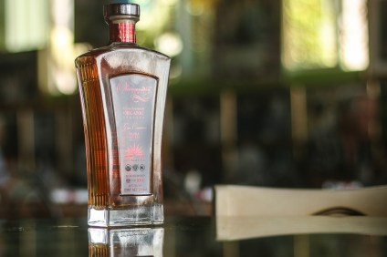 Olamendi's Ultra-Premium Tequila recently earned a Platinum A+ rating from the Beverage Tasting Institute. Photo: Daniel Ritz.