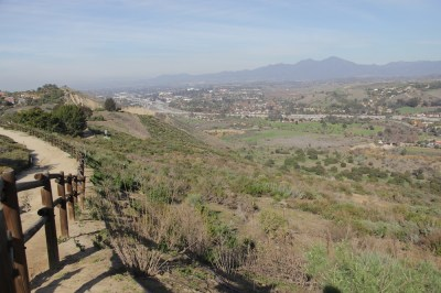 The 53-acre parcel along Oso Creek and Trabuco Creek was recently restored as part of an Orange County Transportation Authority funded program meant to preserve local habitats. Photo: Shawn Raymundo