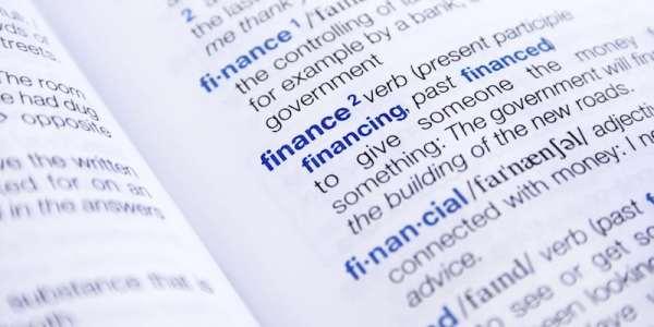 Car finance glossary