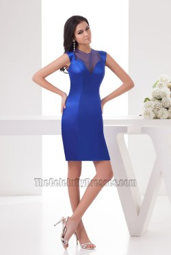 Small Of Royal Blue Cocktail Dress