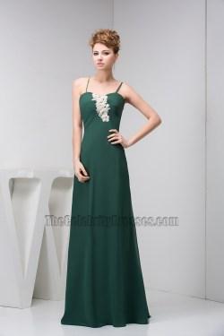 Teal Green Spaghetti Straps Prom Bridesmaid Dresses Celebritydresses Green Spaghetti Straps Prom Bridesmaid Dresses Hunter Green Dress Fashion Nova Hunter Green Dress Wedding