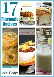 17 Pineapple Recipes