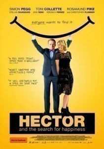 Hector and the Search for Happiness New Smiley Poster