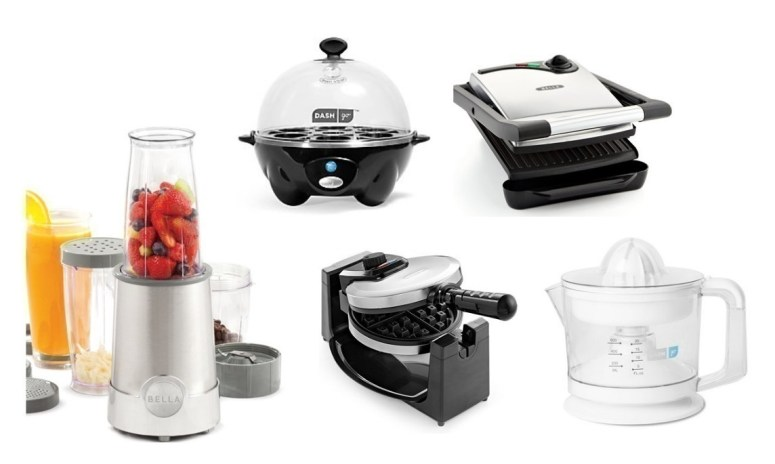 Macy 39 S Small Kitchen Appliances After Rebate The Centsable Shoppin