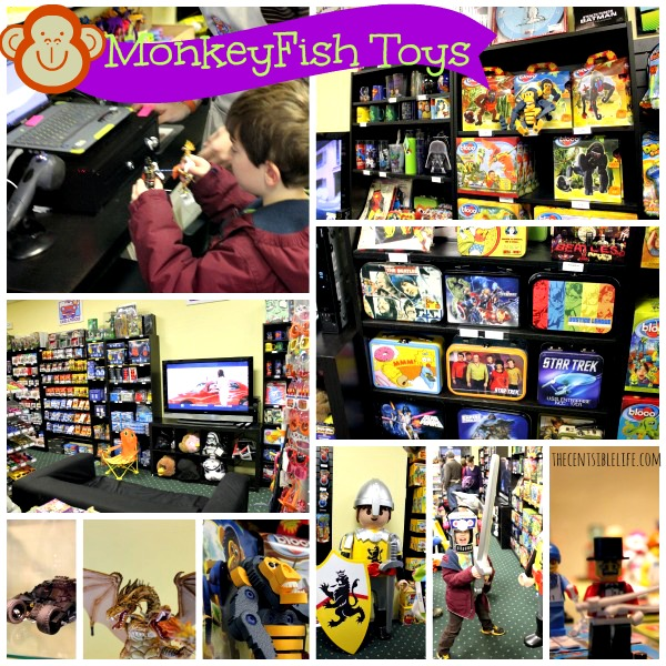 MonkeyFish Collage