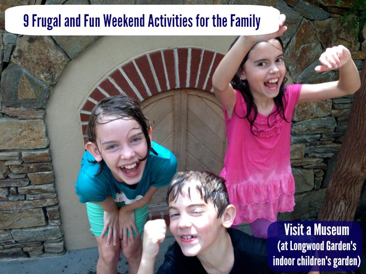 9 Frugal & Fun Weekend Activities for Families