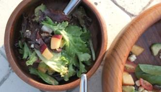 Vegan Summer Southwestern Salad Recipe #LifesBetterWithTheLion