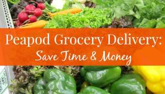 Grocery Delivery: Save Time & Money With Peapod