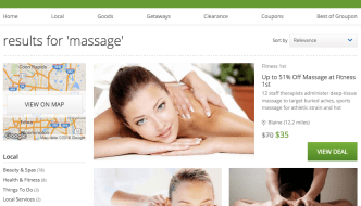 Budget Friendly Health + Wellness? Groupon It