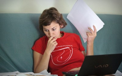 5 Tips For Being Productive When Working From Home