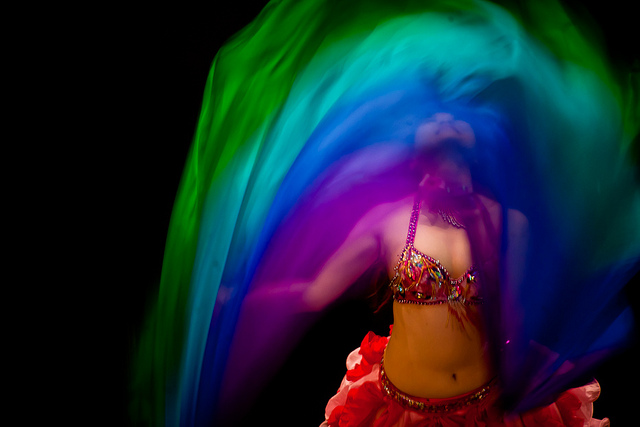 4 Surprising Life Lessons I Learned from Belly Dancing