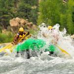 High water on the Arkansas extends rafting season