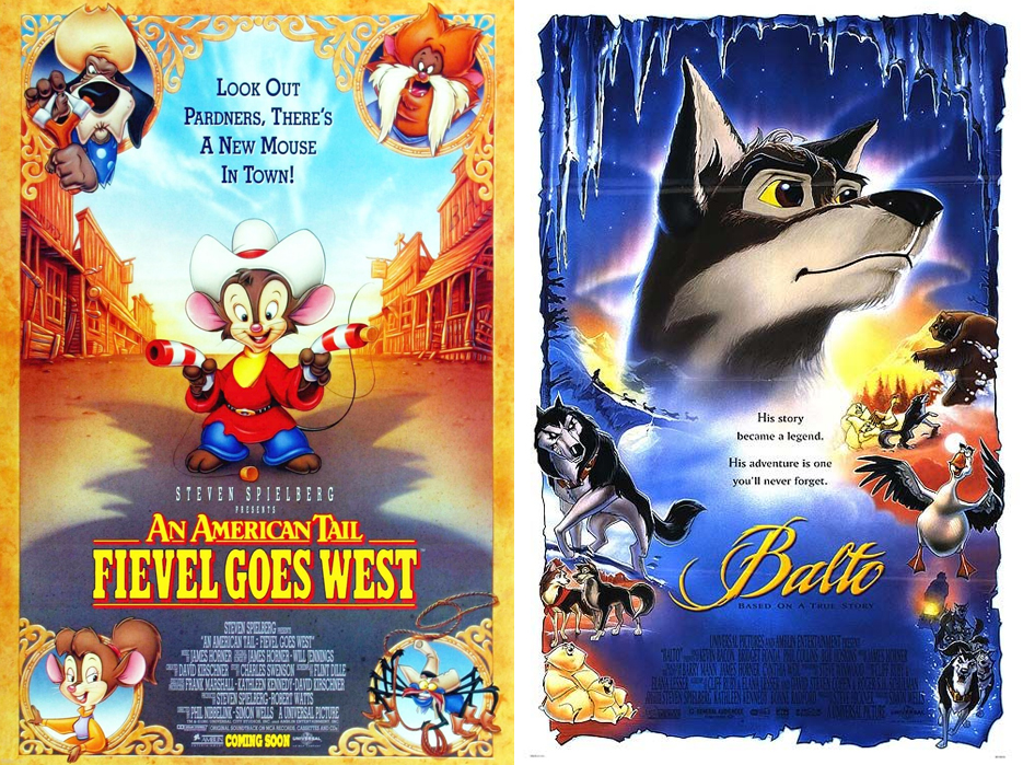 Fievel Goes West vs Balto - PART 2 | Animated and Underrated
