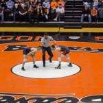 Wrestlers pin OSU